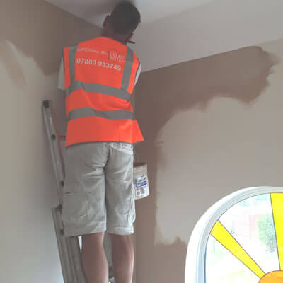 Painting and Decorating in Little Common Bexhill-on-Sea