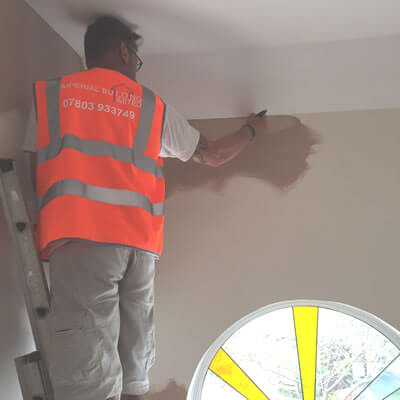 Painting and Decorating in Little Common Bexhill East Sussex